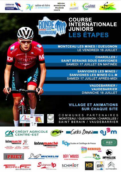 La Ronde Sud Bourgogne, c'est ce week-end !
