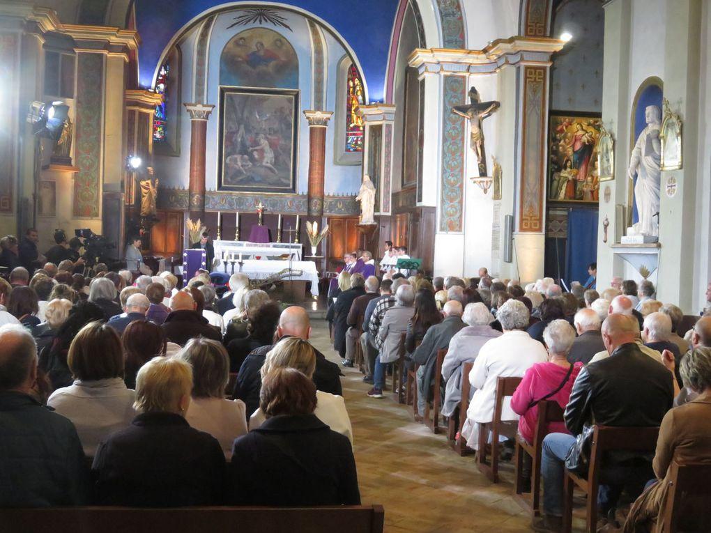 Saint André les Alpes: Dimanche, Jour du Seigneur.