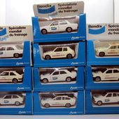 LA SERIE BENDIX ALLIED SOLIDO - car-collector.net: collection voitures miniatures