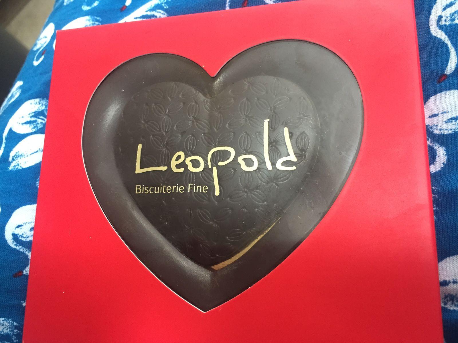 les chocolats de chez Léopold de Pibrac sur charlotteblablablog