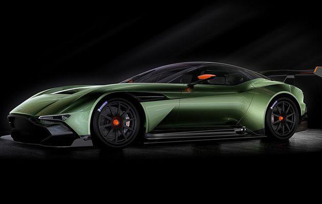 Les cinq meilleures super voitures du Salon de Genève