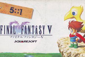 Final Fantasy V - 5+1 [Album][mp3][FF5][OST]