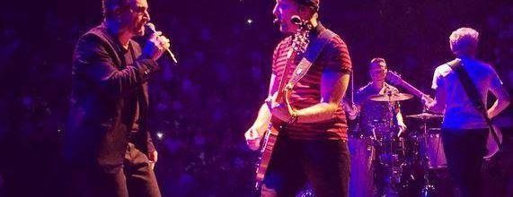 U2 Montréal (4) centre Bell 17/06/2015
