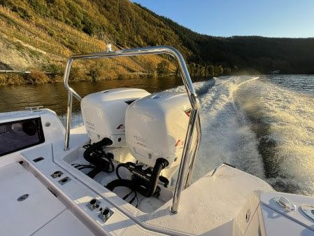 The CXO300 receives BSO-II certification to operate on Lake Constance, Germany