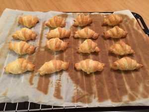 Croissants party : version apéro