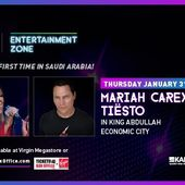 Tiësto date | KAEC The Venue | Jeddah, Saudi Arabia - January 31, 2019 - TiestoLive - News Tiësto
