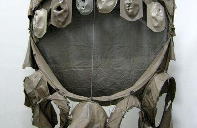 Oeuvre de Stéphanie Cherpin, exposition 'Dynasty' au palais de Tokyo