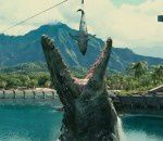 Bande-Annonce Jurassic Wold super Bowl !