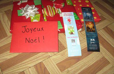 Swap de Noël sur Dark Ambiance, déballage de colis!!