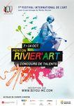 Menton: Rivier'Art 2017, premier Festival international de l'art de la Riviera française du 7 au 14 octobre .