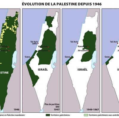 Palestine : chaque jour, l'apartheid