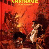 Les Voleurs de Carthage t.2 (Appollo & Tanquerelle - Dargaud)