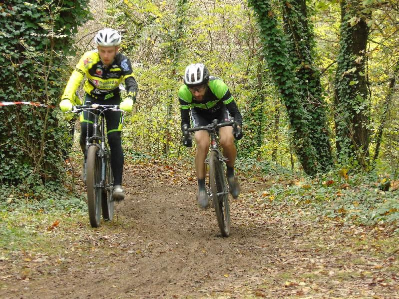 Cyclo-cross FSGT au fort de Meyzieu