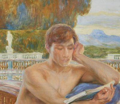 Deux tableaux de Clémentine-Hélène Dufau acquis par la mairie de Cambo-les-Bains