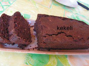 C'est les grains de flocons d'avoine que l'on aperçois dans le gâteau