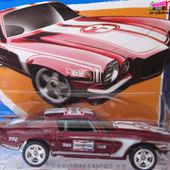 CHEVROLET CAMARO ROAD RACE 1970 HOT WHEELS 1/64 - car-collector.net