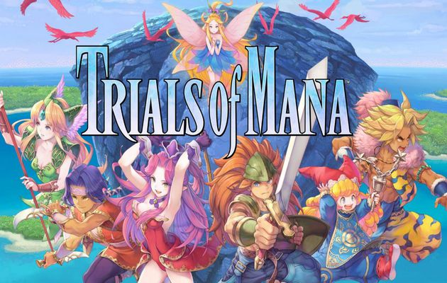 [TEST VIDEO] TRIALS OF MANA PS4 : une démo qui annonce que du bon!