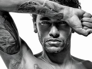 ONLY THE BRAVE...bY NEYMAR Jr (DIESEL FRAGRANCES)