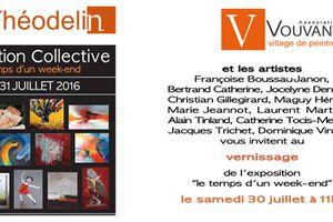 Le temps d'un week-End... Une expo collective!