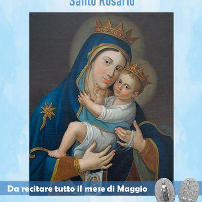 ROSARIO * Novena alla Vergine Maria che scioglie i nodi * Orazioni di Santa Brigida * Corona Cento Requiem * Ti adoro o Croce Santa