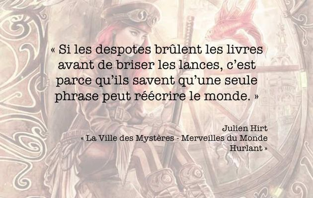 Citation Julien Hirt