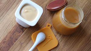 Crèmes dessert au caramel beurre salé (au Companion ou sans)