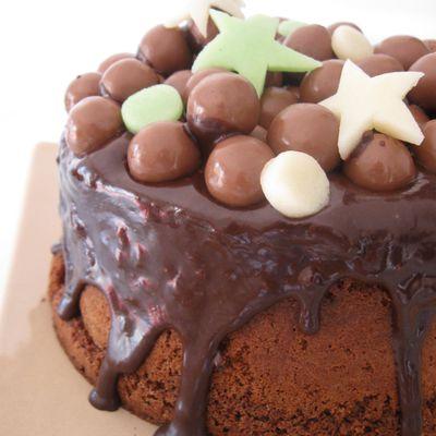 Gâteau Chocolat - Noisette