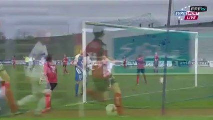 Les buts de la 9e journée Football D1 Féminine - Arras / Yseure