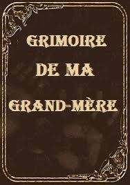 Le Grimoire de Grand-mère