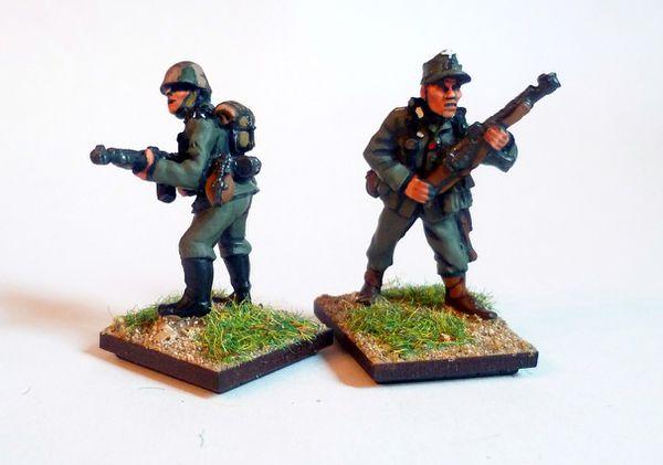 Bolt Action : L'armée allemande (5)