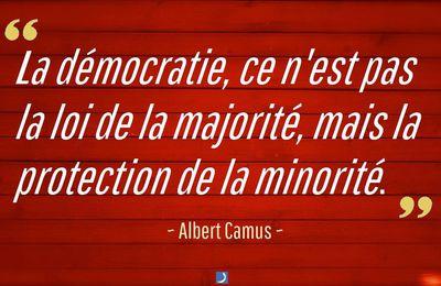 Albert Camus - 34 citations en images