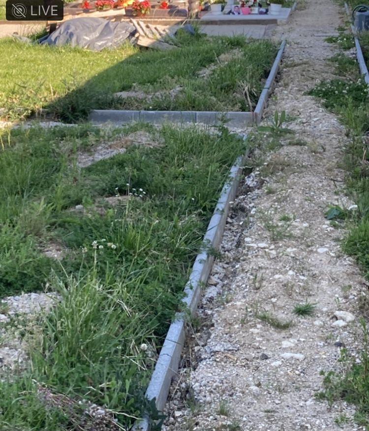 Nouveau cimetière de Compans