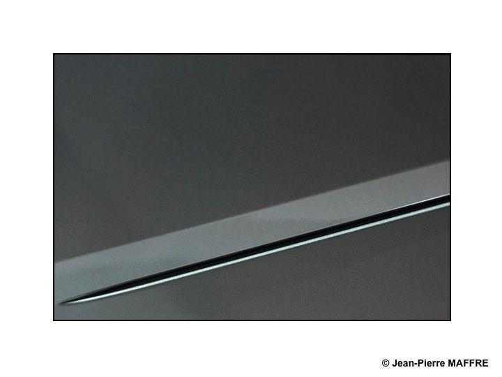 Des formes pures et un bon éclairage sont les conditions nécessaires pour réaliser de telles images.
