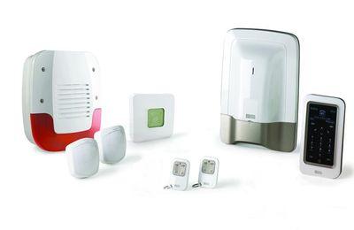 Misterbricolo installe son système d'alarme maison sans fil ...
