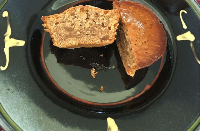 Pain d'épices moelleux à la marmelade de clémentine de C. Felder