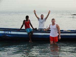 25 jours de pêche en Guinée Conakry dans l'archipel des îles de Loos