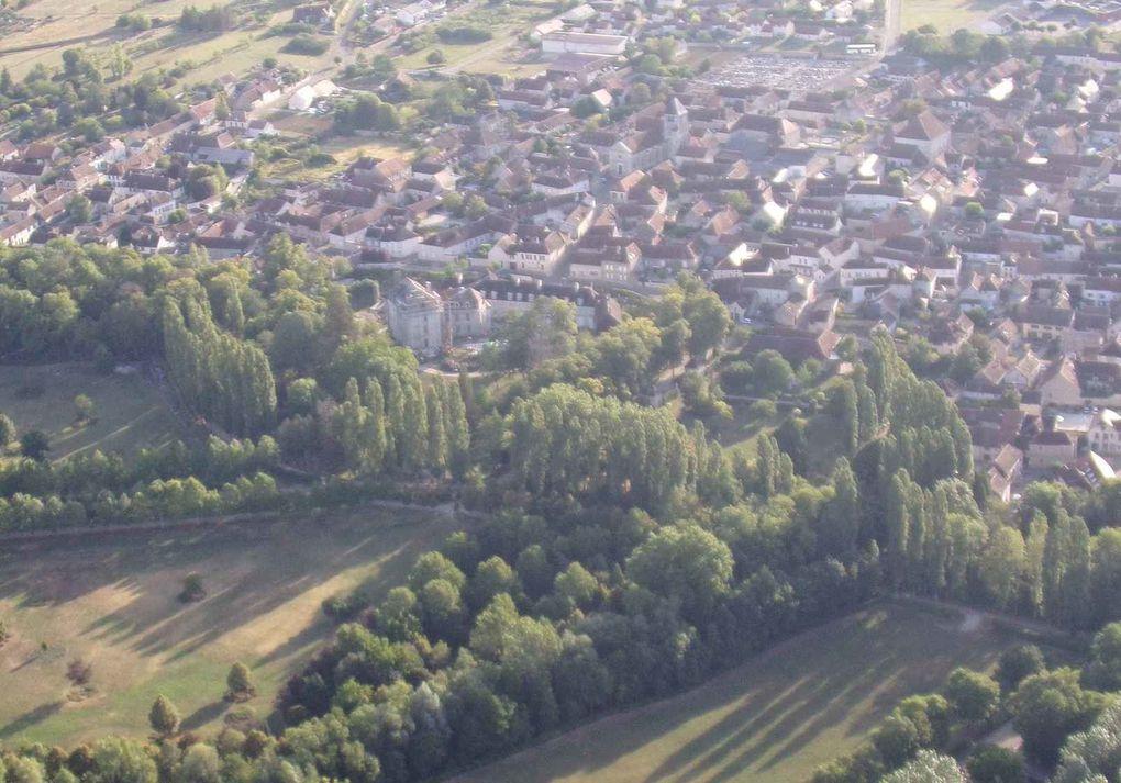 Maligny et son château