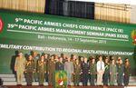FANC : Réunion des CEMAT et représentants de 26 nations du Pacifique en Indonésie