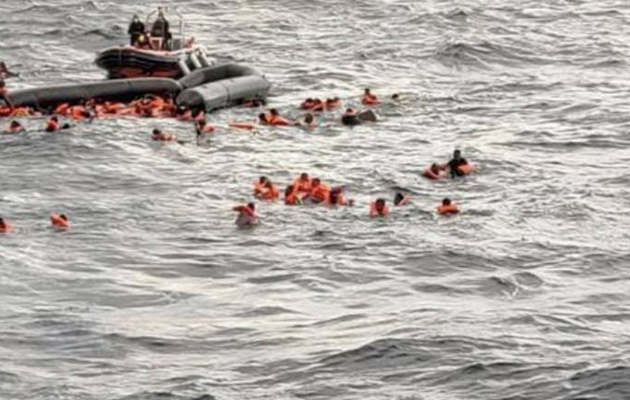 At least 39 die as two migrant boats sink off Tunisia