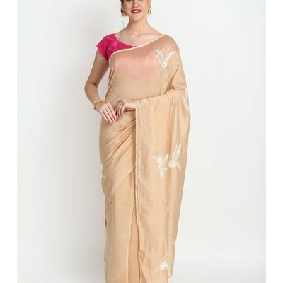 A Special ode to the Beauty of Chanderi Sarees