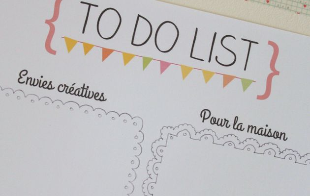 To do list {LQDL de Micro}