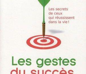 """CRITIQUES : """"LES GESTES DU SUCCES, LES MOTS DE LA REUSSITE"""""""