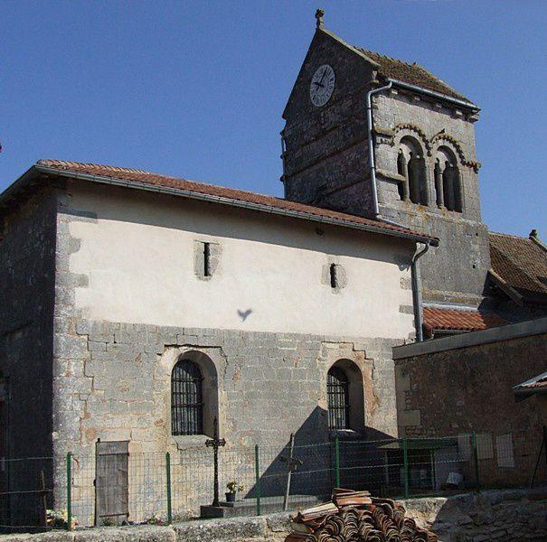 Diaporama église fortifiée de Malaumont