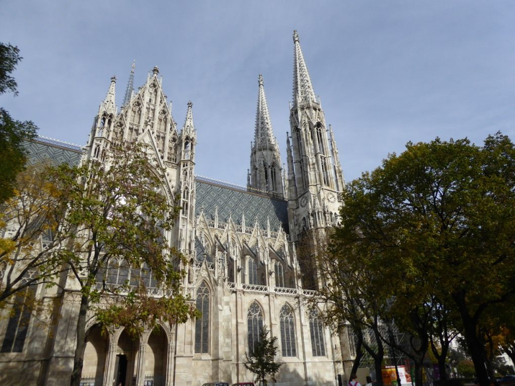 De Cracovie à Vienne