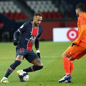 Football : Montpellier s'incline lourdement face au PSG (4-0)