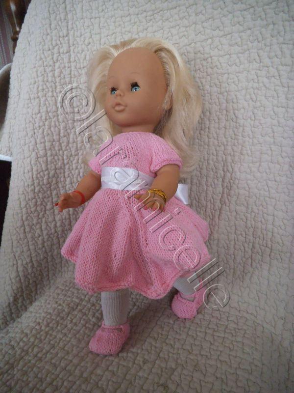 tuto gratuit poupée: chaussures à brides