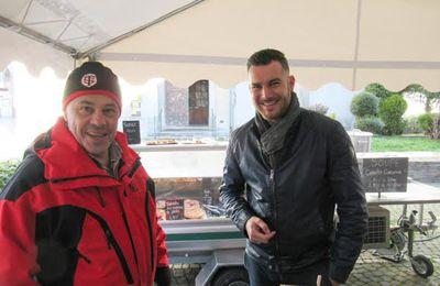 """Festival TV de Luchon. Marché des producteurs fermiers : la belle initiative du """"Bon Accueil"""""""