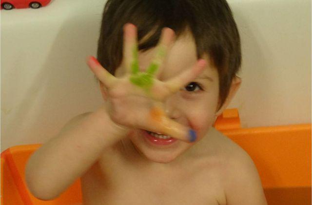 Jeux ludiques et créatifs pour le bain !