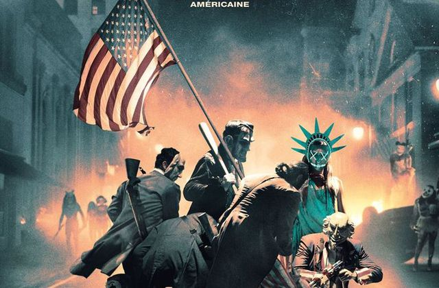 Critique Ciné : American Nightmare 3 - Elections (2016)