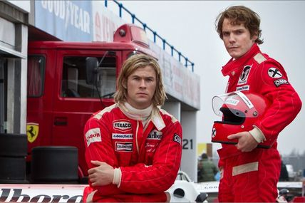 RUSH, la formidable course de Ron Howard
